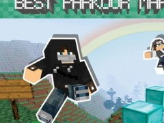 Parkour Multiplayers Maps for Minecraft PE 1.0 Screenshot