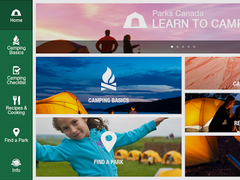 Parks Canada Learn to Camp 3.2 Screenshot