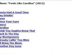 Parmalee Lyrics 1.0 Screenshot