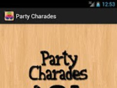 Party Charades (Free) 1.3 Screenshot