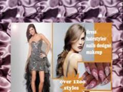 Party Fashions Book Pro 2.7 Screenshot