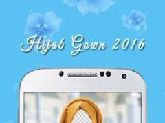 Party Hijab Gown 2016 1.2 Screenshot