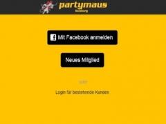Partymaus Salzburg 1.5.9.26 Screenshot