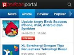 Paseban News Portal 2.0 Screenshot