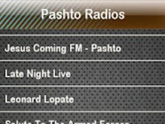 Pashto Radio Pashto Radios 1.0 Screenshot