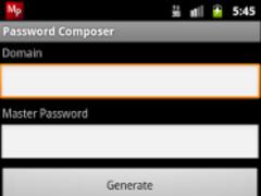 Password Composer Lite 1.2.1 Screenshot