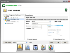 Password Genie 2.1 Screenshot