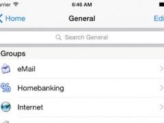 Password Manager Secrets pro 1.0 Screenshot