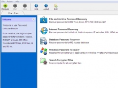 Password Unlocker Bundle Standard 8.0.0.0 Screenshot
