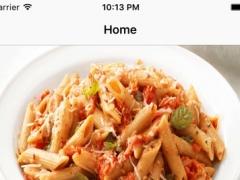 Pasta Recipes - 10001 Unique Recipes 1.0 Screenshot