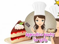 pastry for little girls 1.0.0 Screenshot