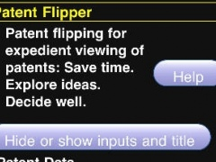 Patent Flipper 1.2 Screenshot