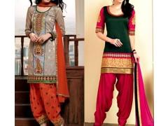 Patiala Shahi Suit design 1.0 Screenshot