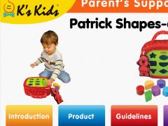 Patrick Shapes-a-boo 1.0 Screenshot