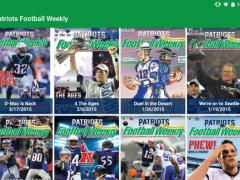 Patriots Football Weekly 1.0.2 Screenshot