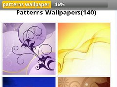 Patterns Wallpapers  Screenshot
