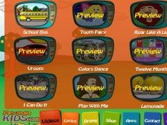 Patty Shukla Kids Music HD Volume 1 1.2 Screenshot