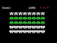 Patu Invaders 1.0 Screenshot