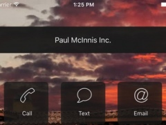 Paul McInnis Inc. 1.1 Screenshot