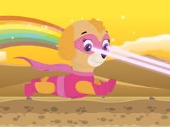 Paw Flying Puppy 1.6 Screenshot