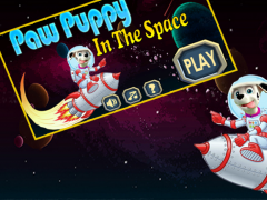Paw Puppy in The Space 1.0 Screenshot