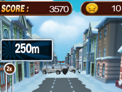 Paw Puppy Patrol Russia Run 1.3 Screenshot