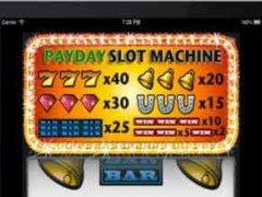 Pay Day Slot Machine 3.0 Screenshot