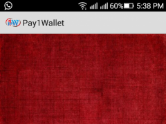 Pay1Wallet 2.1 Screenshot