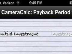 Payback Period Financial Calculator 2.3.1 Screenshot