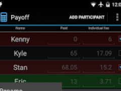 Payoff 1.1 Screenshot