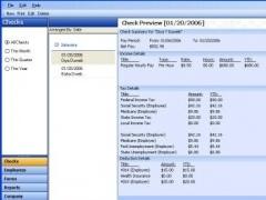Payroll Mate Payroll Software 4.0.20 Screenshot