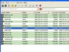 pblcompare 2.40 Screenshot
