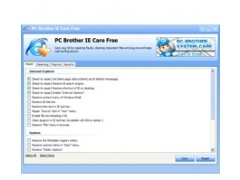 PC Brother IE Care Free 1.1.1.790 Screenshot
