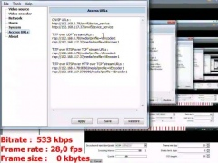 PC CCTV software 1.0.5.1 Screenshot