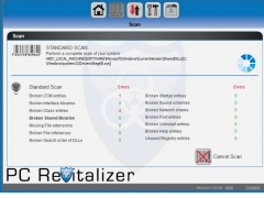 PC Revitalizer 1.0.24 Screenshot