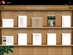 PDF and DJVU Reader  Screenshot