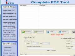 PDF Files Splitter 2.8.0.4 Screenshot