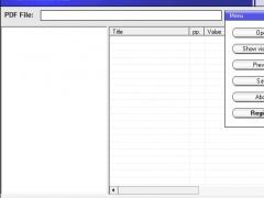 PDF Filler 3.22 Screenshot