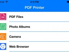 PDF Printer - Share your docs within seconds 1.1 Screenshot