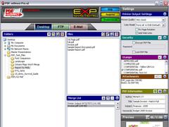 PDF reDirect Pro 2.1 Screenshot