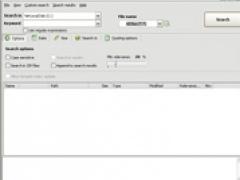 PDF Search Assistant 3.0 Screenshot