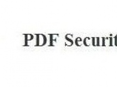 PDF Security ActiveX 2.0.2015.419 Screenshot