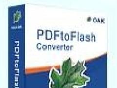 PDF to Flash Converter 2.1 Screenshot