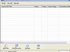 PDF to Image SDK/COM(10threads) Server License 4.6 Screenshot
