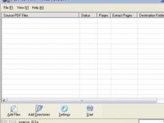 PDF to Tiff SDK/COM(10threads) Server License 3.6 Screenshot