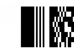 PDF417 Font 3.0.1 Screenshot