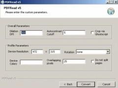 PDFRead 1.7 Screenshot