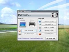 PDFTiger 1.1.2 Screenshot