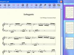 PDFtoMusic 1.4.2 Screenshot