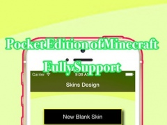 PE Skin Creator for Pocket Edition of Minecraft 2.1 Screenshot
